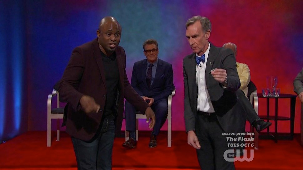 Whose Line Is It Anyway - Bill Nye