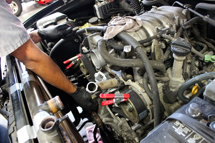 Learn Your Car Engine With Our Auto Service Techs