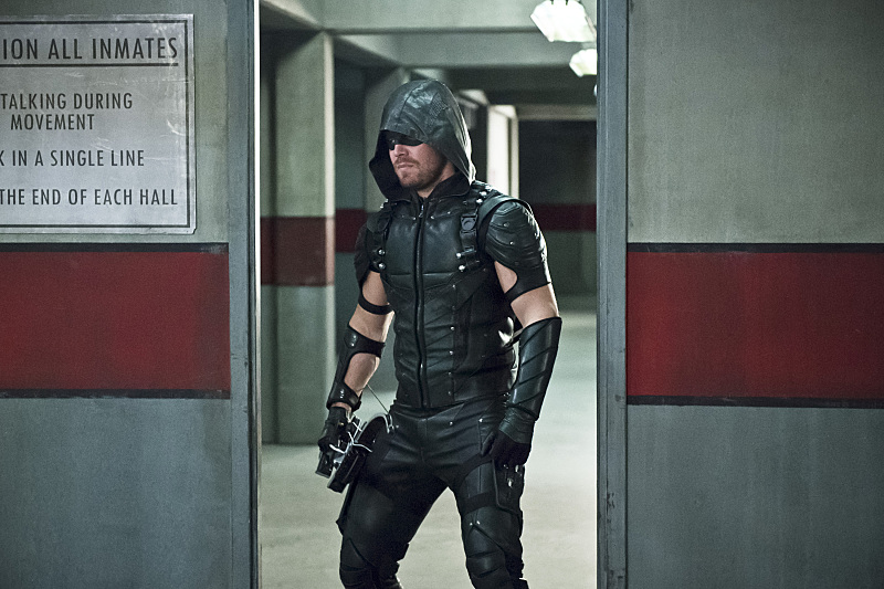 "Arrow -- ""Eleven-Fifty-Nine"""
