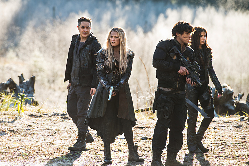"The 100 -- ""Demons"""