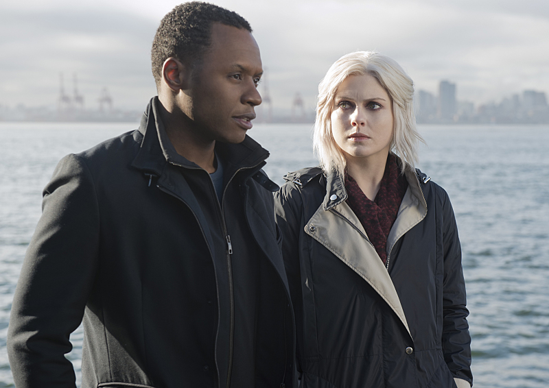 "iZombie ""Reflections of the Way Liv Used to Be"""