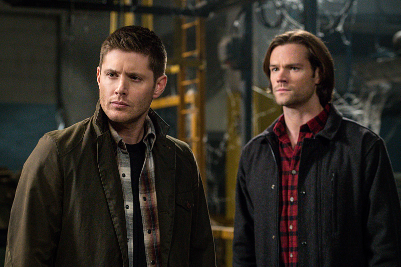 "Supernatural -- ""Hell's Angel"""