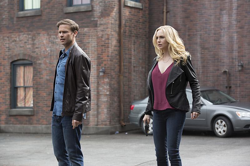 "The Vampire Diaries -- ""Kill 'Em All"""