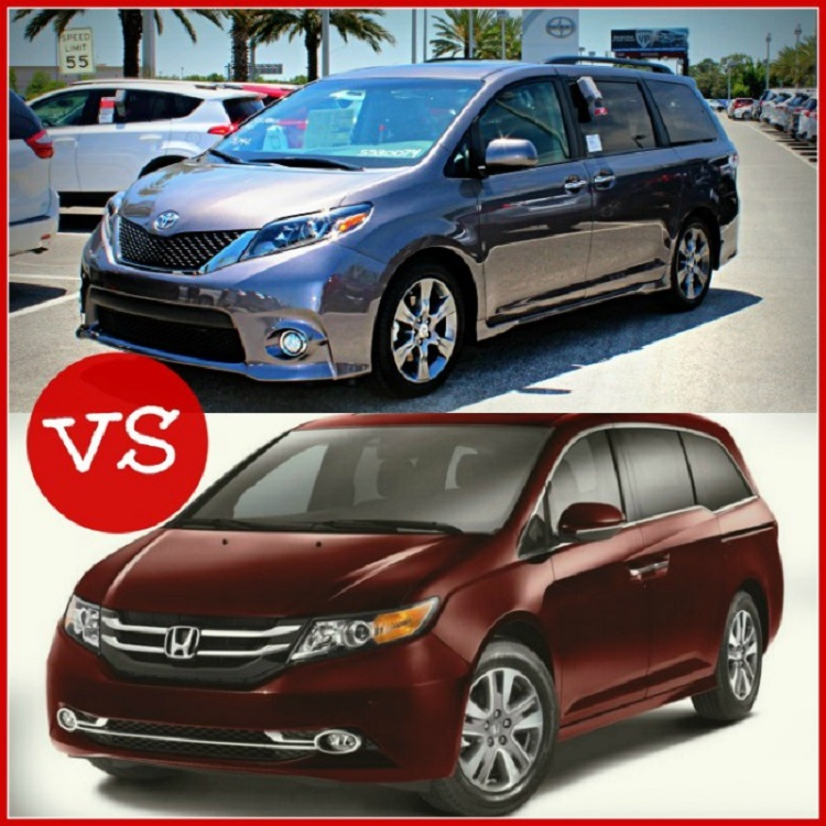 A Safe Ious And Fun Family Ride In The 2016 Toyota Sienna