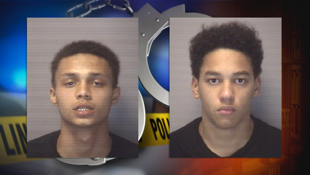 Teens Arrested in Zephyrhills Smash and Grab