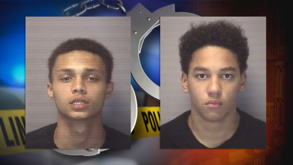 Teens Arrested in Zephyrhills Smash and Grab