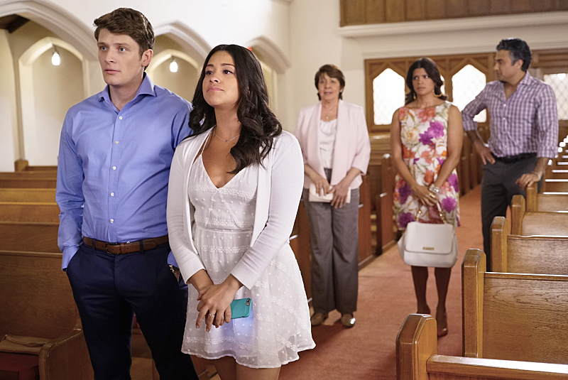 "Jane The Virgin -- ""Chapter Forty-Four"""