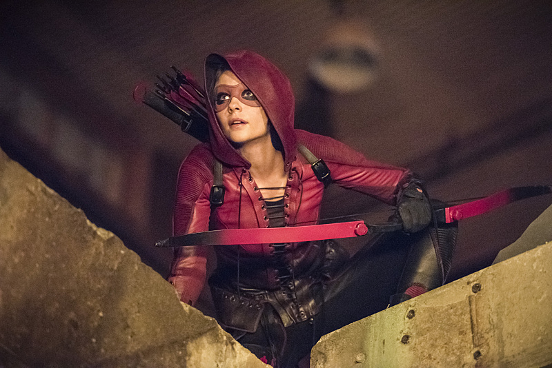 """Arrow -- """"Green Arrow"""""""