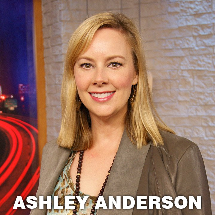 Ashley Anderson on WCCB News Edge