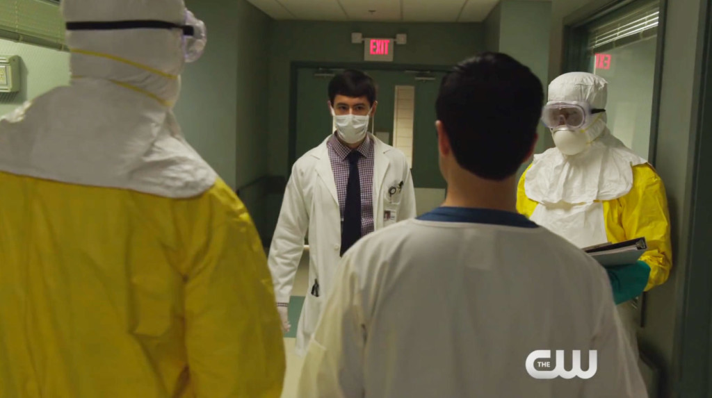 Containment | There Is a Crack in Everything Trailer | The CW