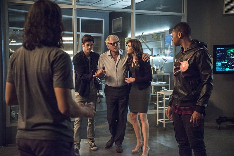 """The Flash -- """"The Fury of Firestorm"""""""
