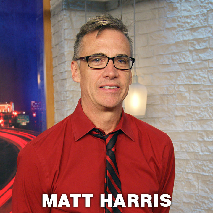 Matt Harris on WCCB News Edge