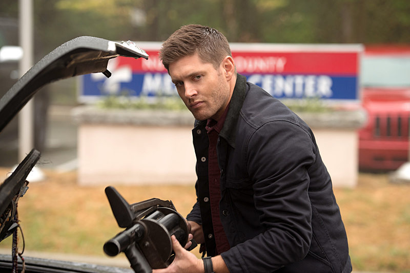 """Supernatural -- """"Out of the Darkness, Into the Fire"""""""