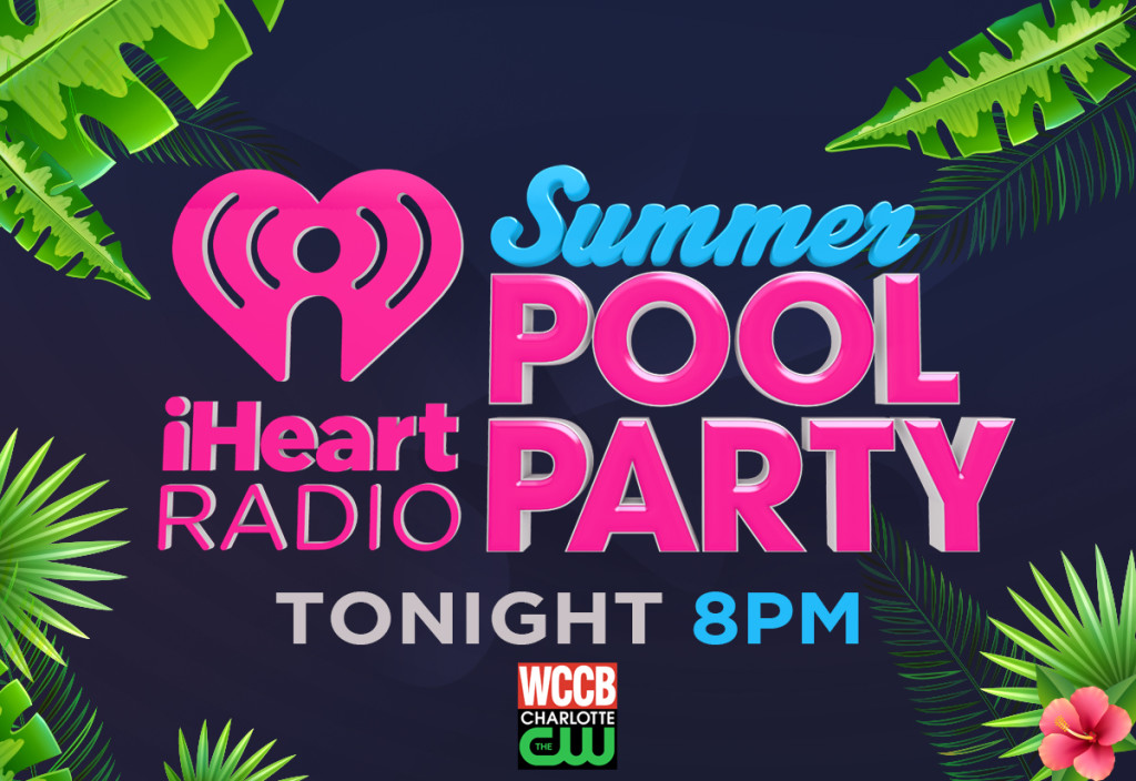 iHeart Radio Summer Pool Party