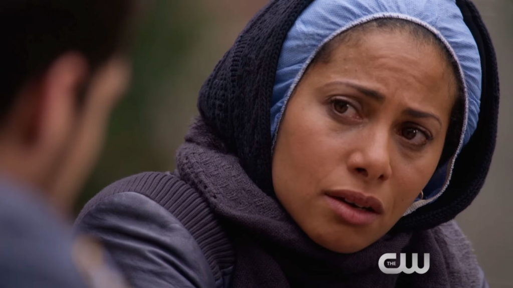 Containment   Yes Is the Only Living Thing Trailer   The CW