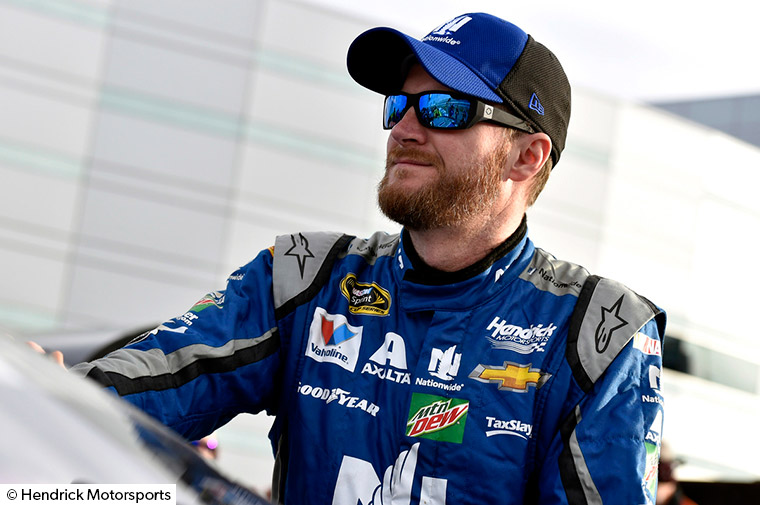 Dale Earnhardt Jr. To Miss New Hampshire Race