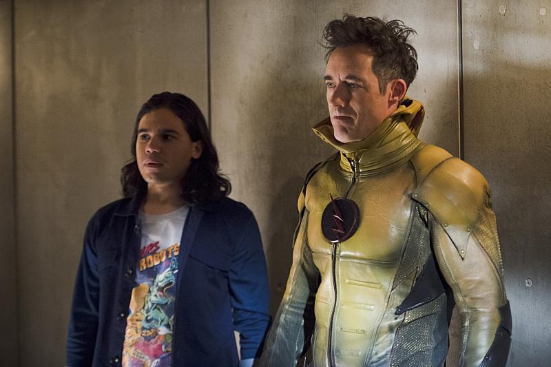"""The Flash -- """"Gorilla Warfare"""""""