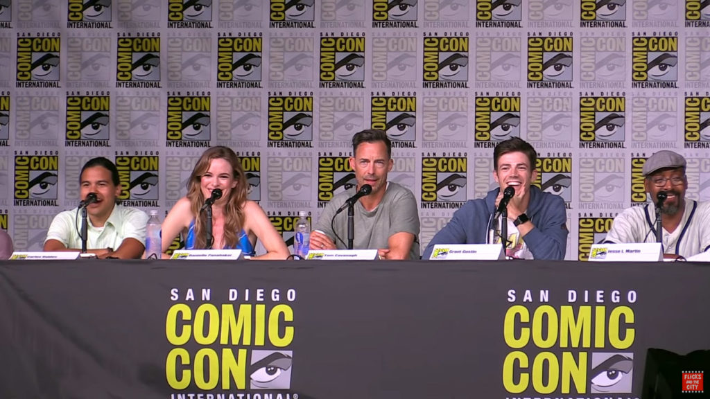 The CW, The Flash at Comic Con 2016