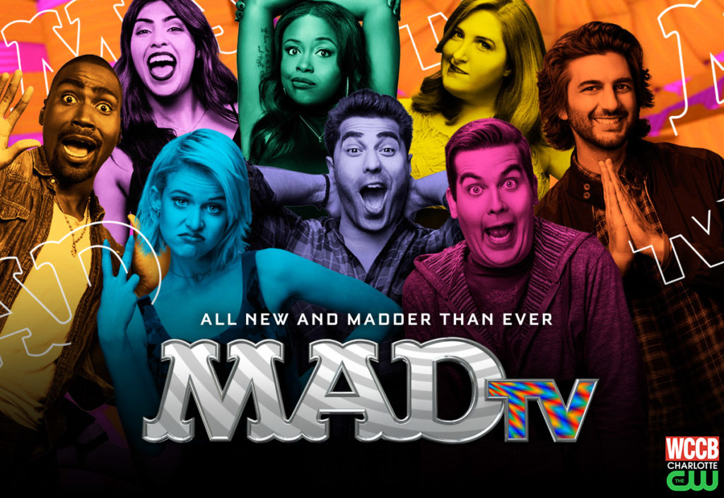MADtv is back on WCCB, Charlotte's CW