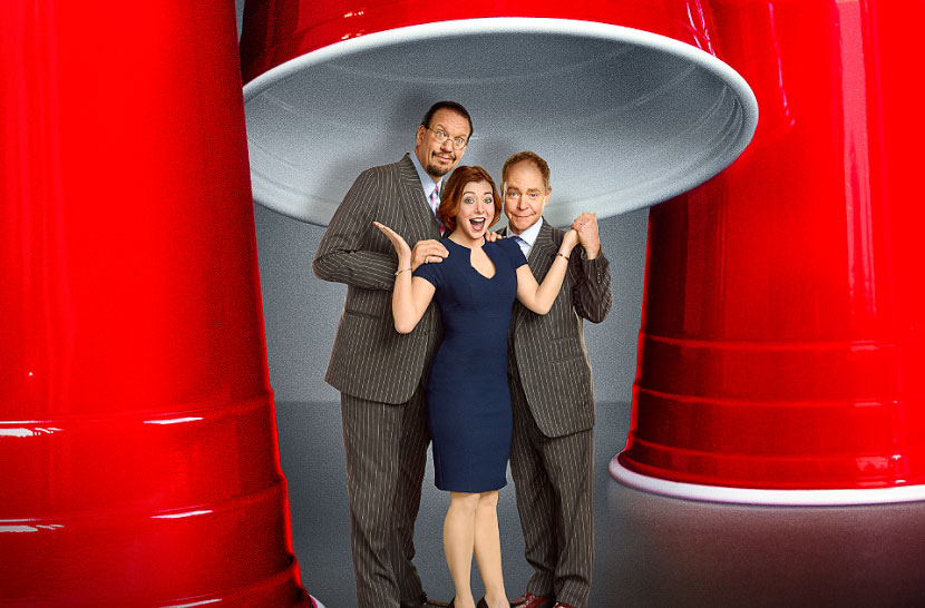 Penn and Teller Fool Us on WCCB, Charlotte's CW