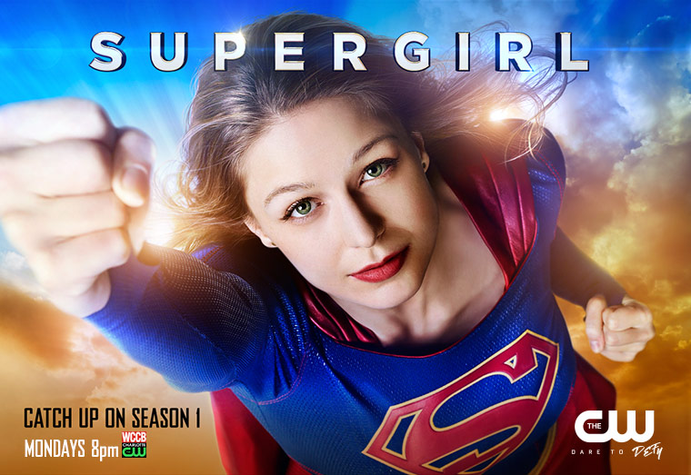 Supergirl on WCCB, Charlotte's CW