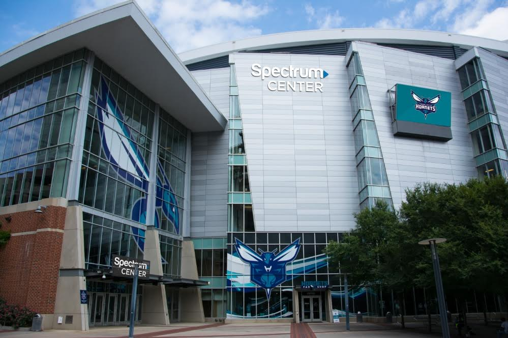 Charlotte Hornets Rename Arena To Spectrum Center Wccb
