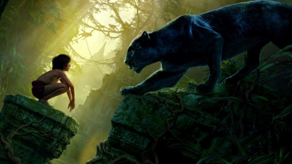 Text2Win a copy of The Jungle Book!