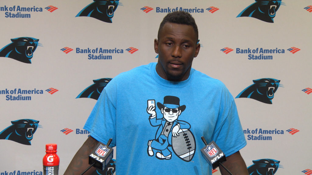 Panthers Thomas Davis