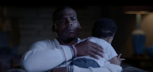 Cam Newton Gatorade 'Let It Shine' Commercial