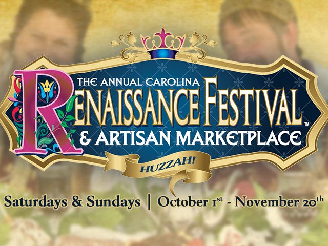 Win A Medieval Makeover & VIP Experience At The Renaissance Festival!