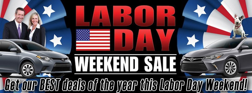 Car rental deals labor day weekend