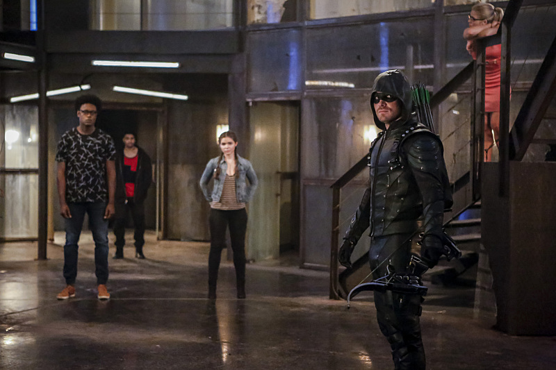 "Arrow -- ""The Recruits"""