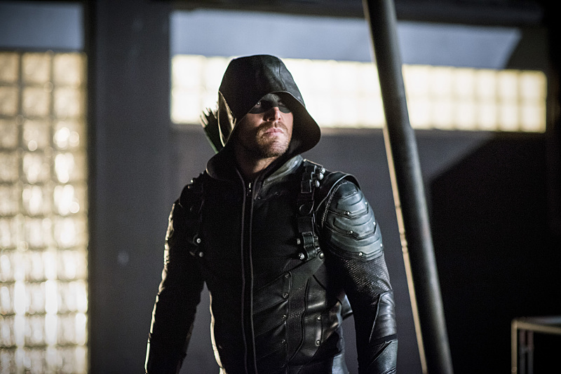 "Arrow -- ""A Matter Of Trust"""