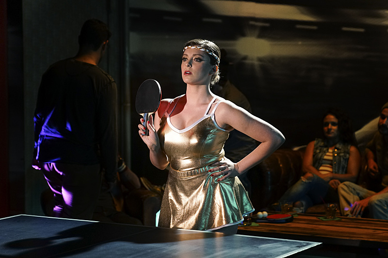 "Crazy Ex-Girlfriend -- ""When Will Josh Notice How Cool I Am?"""