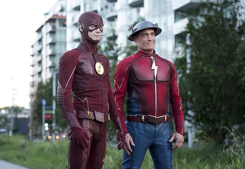 "The Flash -- ""Paradox"""