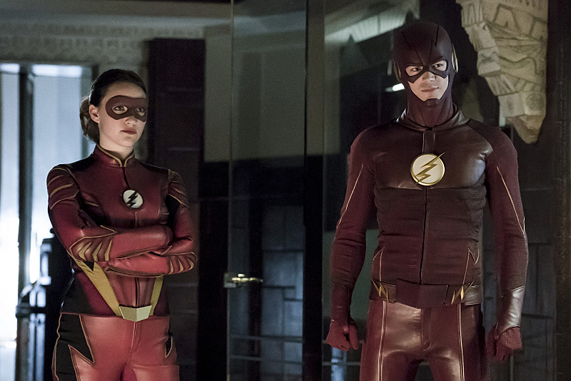 "The Flash -- ""The New Rouges"""