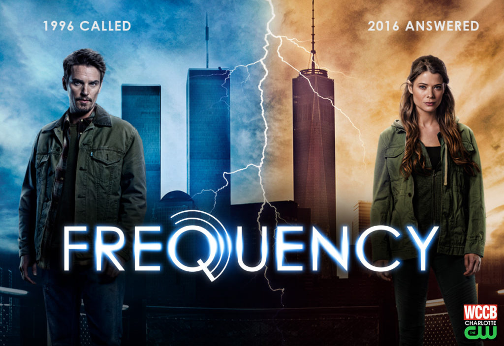 Frequency on WCCB, Charlotte's CW