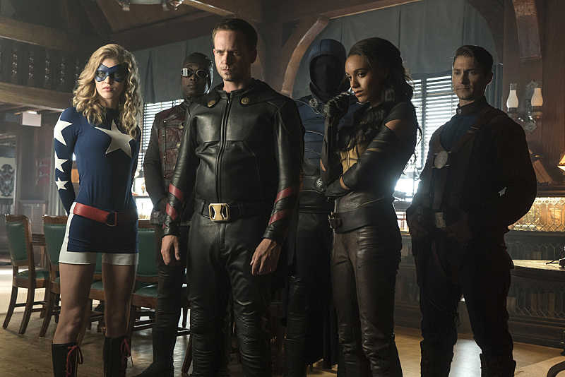 "DC's Legends of Tomorrow --""The Justice Society of America"""
