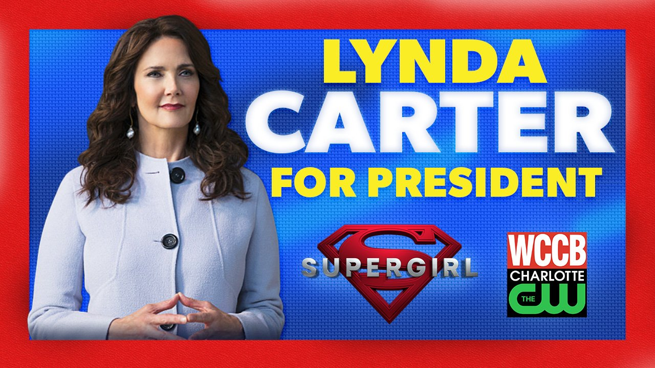Lynda Carter For President