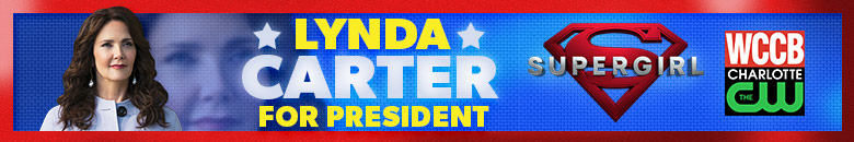 Lynda Carter for President
