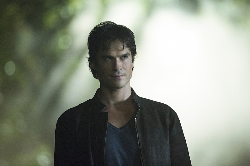 "The Vampire Diaries -- ""Hello Brother"""