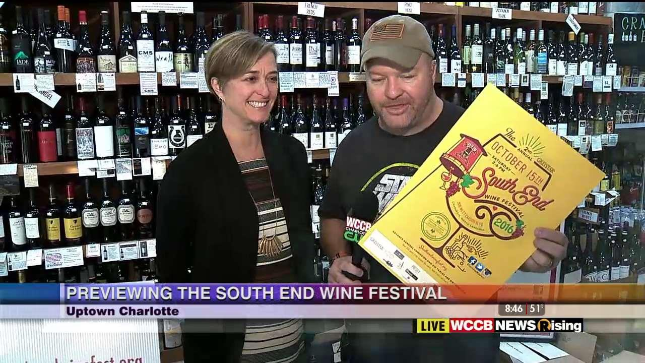 Wilson's World: Previewing the 2nd Annual South End Wine ...