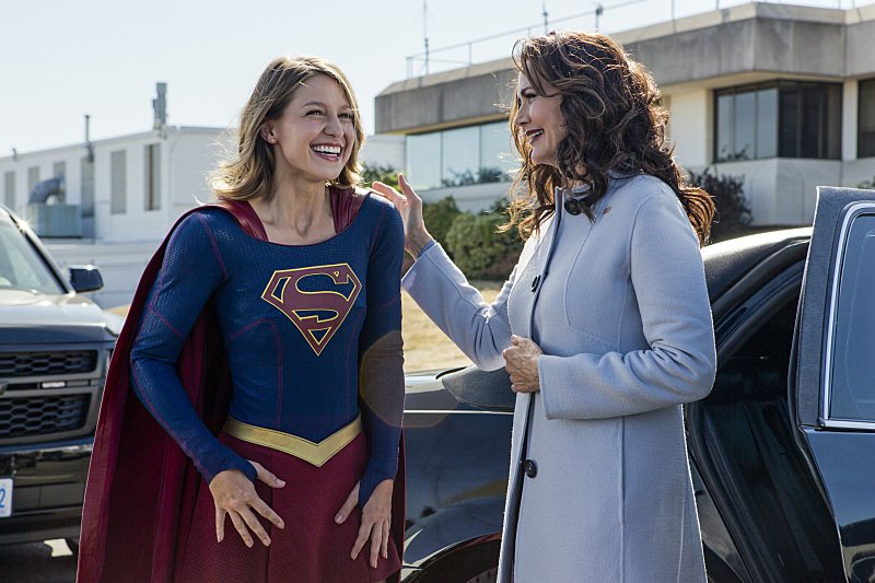 "Supergirl -- ""Welcome to Earth"""