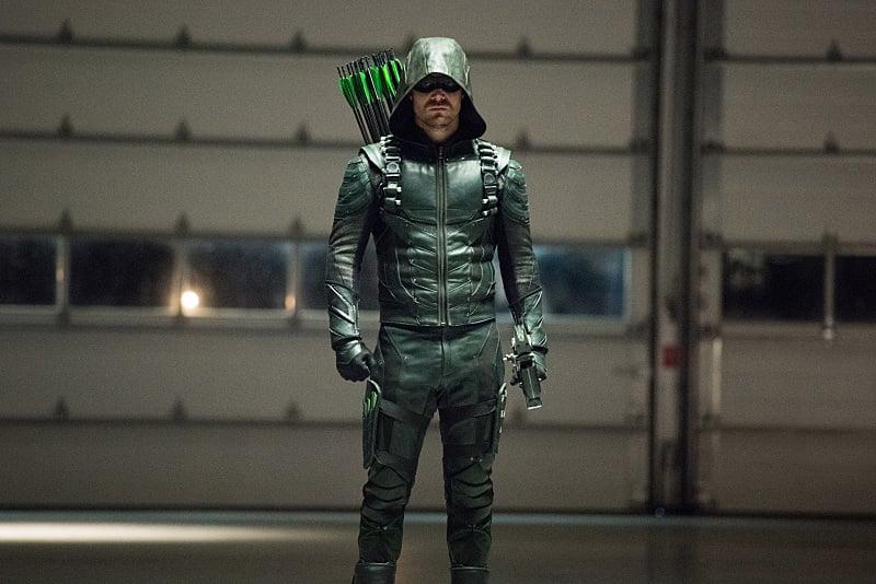 """Arrow -- """"Human Target"""""""