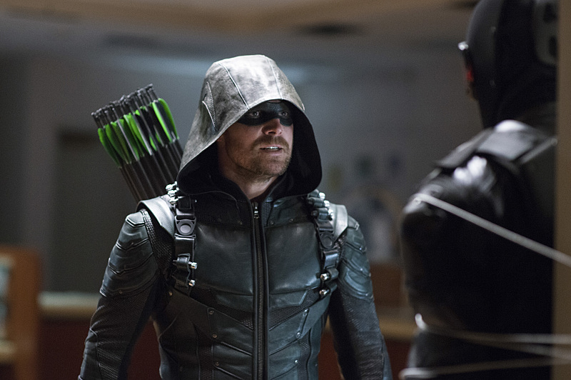 "Arrow -- ""Vigilante"""