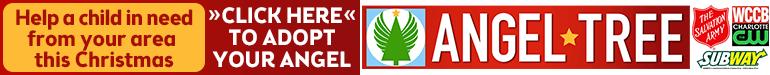 WCCB Salvation Army Angel Tree