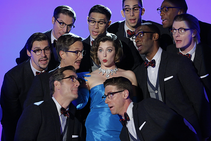 "Crazy Ex-Girlfriend -- ""All Signs Point To Josh--Or is It Josh's Friend?"""