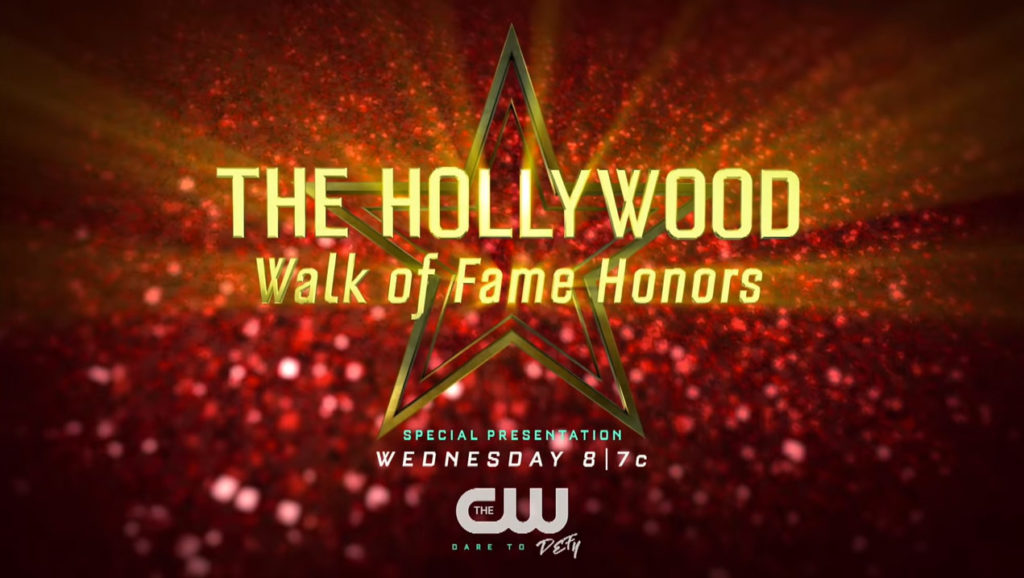 Hollywood Walk of Fame Honors on WCCB, Charlotte's CW