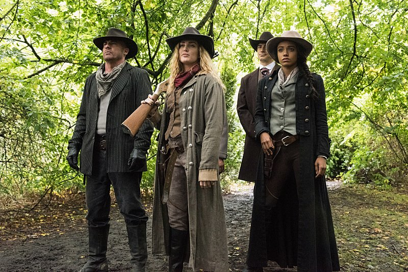 "DC's Legends of Tomorrow --""Outlaw Country"""