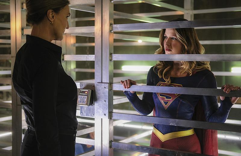"Supergirl -- ""The Darkest Places"""